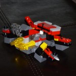 Lego Sea Serpent
