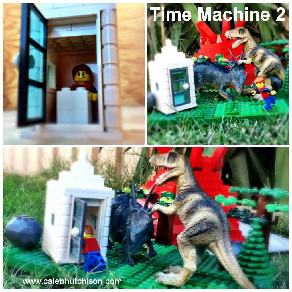 Time Machine 2 - Caleb Hutchison